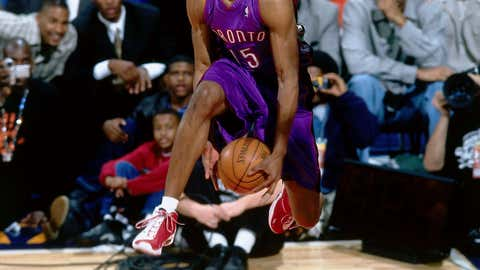 Vince Carter | 1998 pick by Warriors
