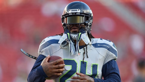 Marshawn Lynch is the better fit