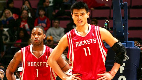 Yao Ming, China