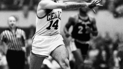 1956-57, Bob Cousy