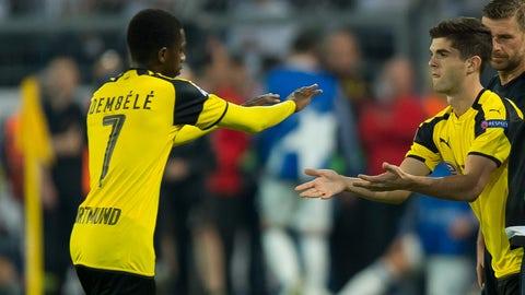 Dortmund's kids have to step up