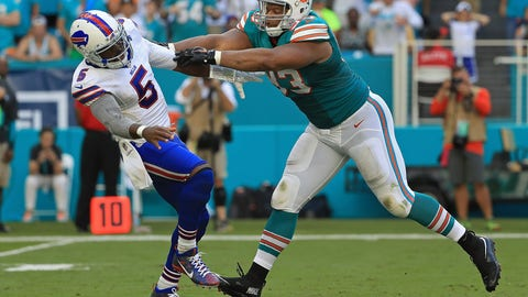 December 31: Buffalo Bills at Miami Dolphins, 1 p.m. ET