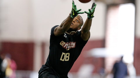 """""""Had a bad Pro Day."""""""
