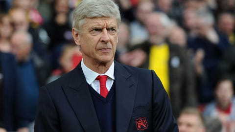 No respite for Wenger