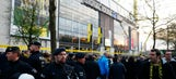 Champions League match postponed after explosions near Borussia Dortmund team bus leave one injured