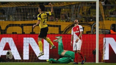 Borussia Dortmund aren't dead