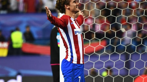 Antoine Griezmann was the difference maker once again