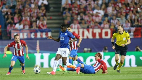 Wilfried Ndidi has a bright future