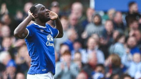 Romelu Lukaku creeps closer to the Golden Boot