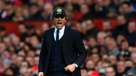 What were you wearing Antonio Conte?