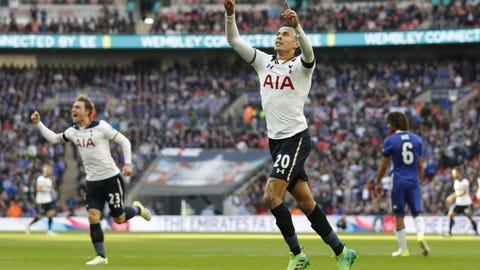 Tottenham's second goal was a beauty