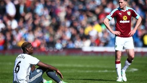 Paul Pogba - Manchester United