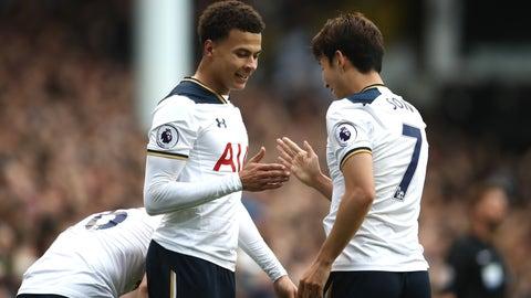 Tottenham Hotspur: $1.06 billion