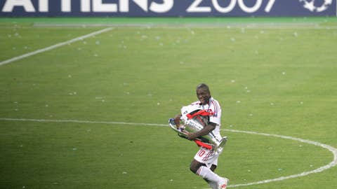 Clarence Seedorf - 131 appearances