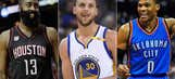 Would You Build Around: Harden, Curry Or Russ?