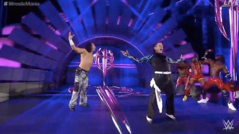 Raw: The Hardy Boyz vs. The Club