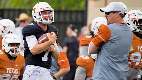Maryland at Texas