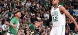 Al Horford's Wall-To-Wall Game 1 Sets Tone For Celtics-Wizards