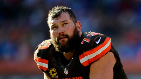 Cleveland Browns: Joe Thomas