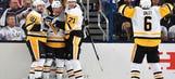 Roundup: Penguins, Blues put Blue Jackets, Wild on brink of elimination