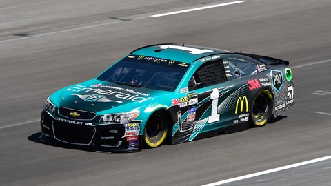 Jamie McMurray, 8