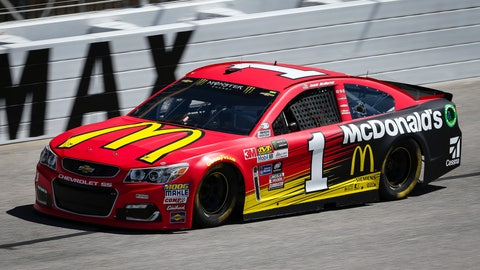 Jamie McMurray, Atlanta