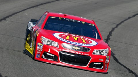 Jamie McMurray, Auto Club