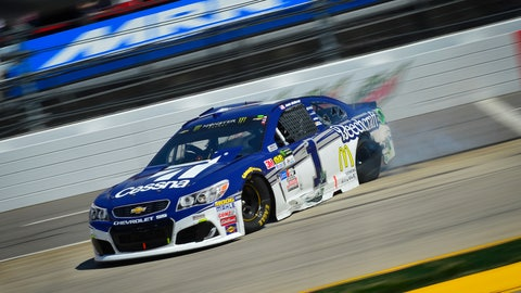 Jamie McMurray, Martinsville