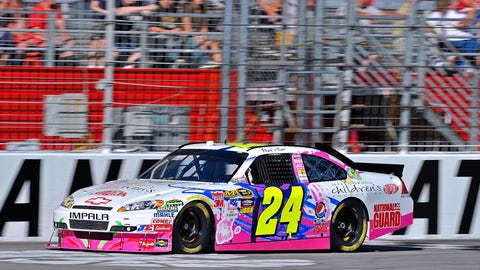 Jeff Gordon, 2010