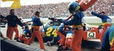 The evolution and athleticism of a NASCAR pit stop through the years