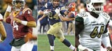 The All-Burke Team: Unheralded NFL prospects who won over our draft analyst