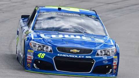 Jimmie Johnson, 7
