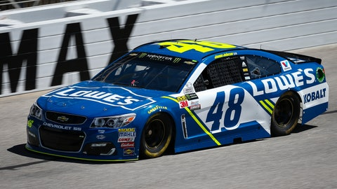 Jimmie Johnson, Atlanta