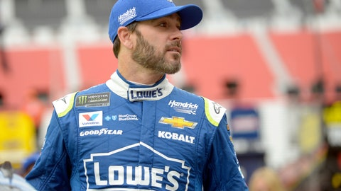 Jimmie Johnson, 51