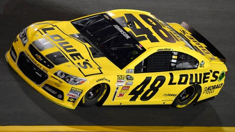 Jimmie Johnson, 2013