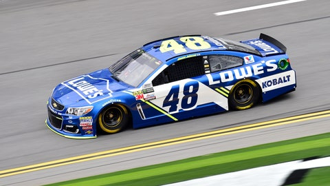 Jimmie Johnson, Daytona