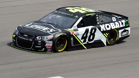 Jimmie Johnson, Las Vegas