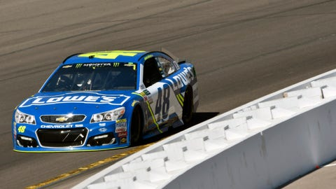 Jimmie Johnson, Phoenix
