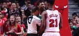 Jimmy Butler says Marcus Smart was only 'acting tough' during Game 4 altercation
