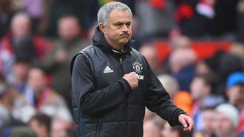 How will Jose Mourinho set his team up?