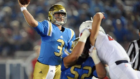 Bills: Josh Rosen, QB, UCLA