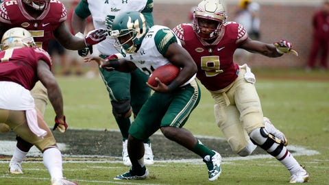 Redskins: Josh Sweat, DE, Florida State