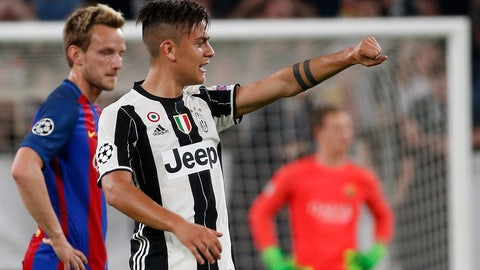 Juventus — Continue making Barcelona uncomfortable