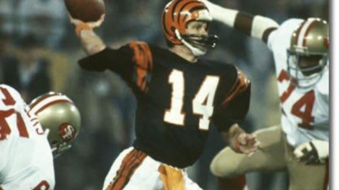 Cincinnati Bengals: QB Ken Anderson, third round (67 overall), 1971
