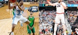 Title game's biggest matchup features players whose bodies once stood in their way