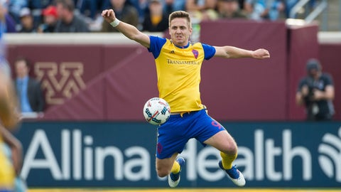 Colorado Rapids - Kevin Doyle: $1.045 million