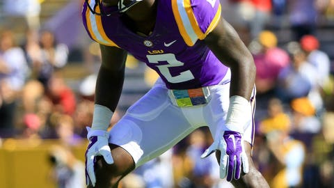 Saints: Kevin Toliver, CB, LSU