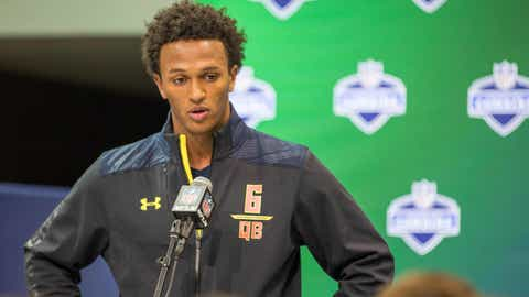 DeShone Kizer, Browns (second round, No. 52 overall)