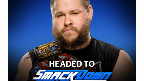 Kevin Owens to SmackDown