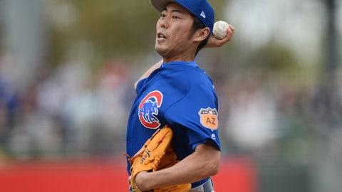 Chicago Cubs: Koji Uehara, RP (42)